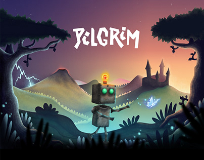 Pilgrim - Point and click mobile game