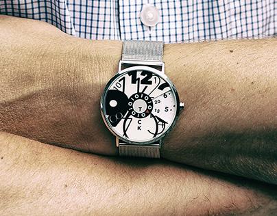 Tick–Tock Watch Design