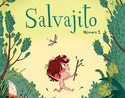 Salvajito magazine