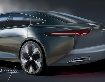 Jaguar XE Hybrid 2018