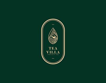 Tea Villa Brand Creation & Identity