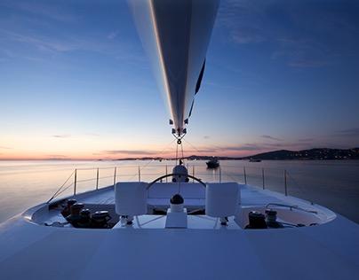 yacht design MAITAI