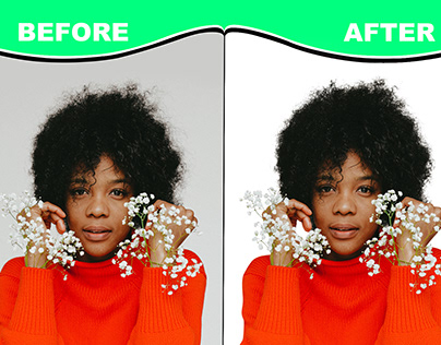 Background Remove & Hair Masking