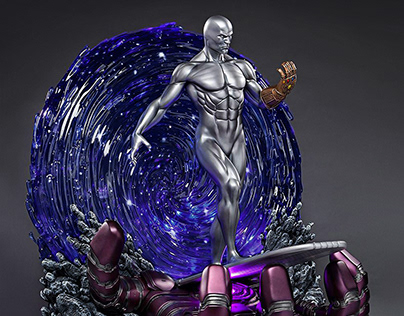 Silver Surfer prototype