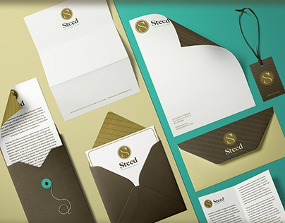Steed Visual Identity