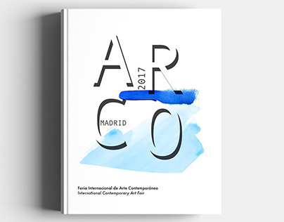 ARCO Madrid Corporative Image Redesign