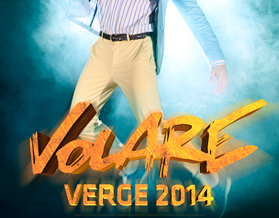Volare: Foam Party Poster
