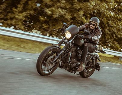Harley Davidson Rides
