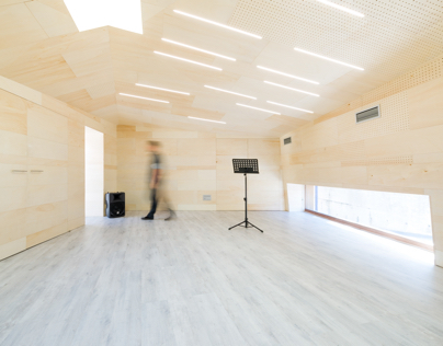 Music course school in Carnoux France