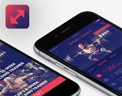 Gym Master App