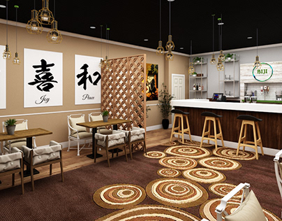 Japanese Restaurant Design