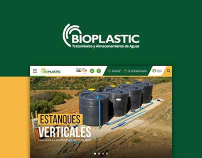 Bioplastic Website