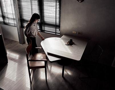 MU SPACE DESIGN | Turning Table