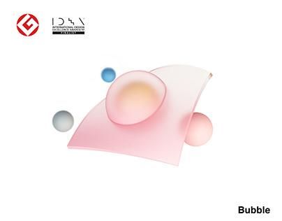 Bubble speaker