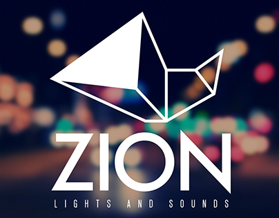 Zion Lights and Sounds Logo