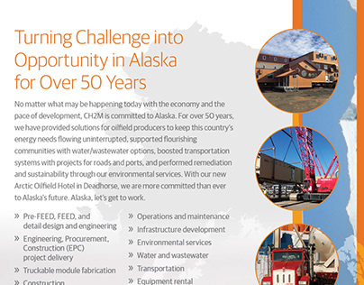 CH2M Ad for Alaska Alliance