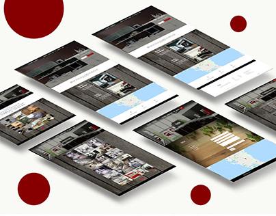 Storeli-web design