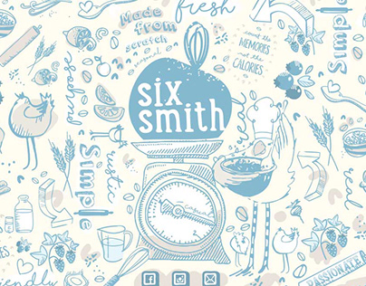Six Smith – Brand Design and Roll-out