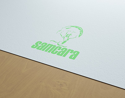 Samcara Logo Design