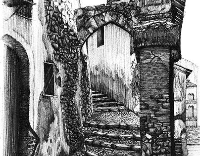 An old Italian Street