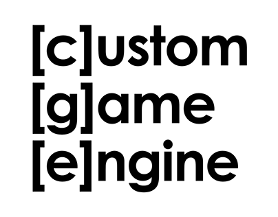 Custom Game Engine