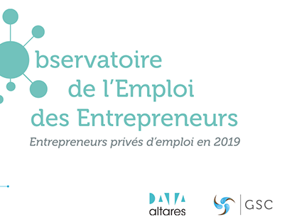 GSC | OBSERVATOIRE DE L'EMPLOI DES ENTREPRENEURS 2020