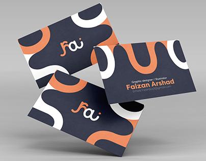 Personal branding project - Faizan Arshad