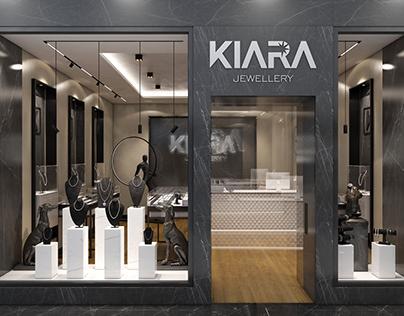 Jewellery shop concept