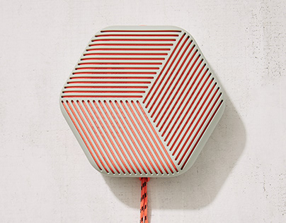 UO_TUNE_IN Hex Speaker