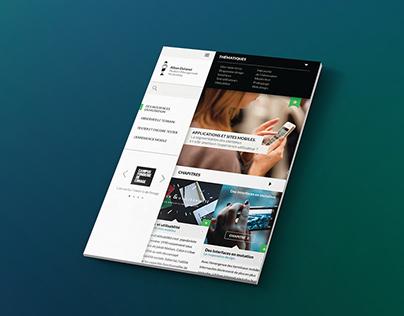 Mémoire UX Design