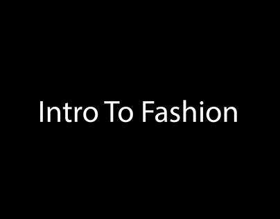 Intro to Fashion Final