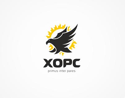 """Логотип для бренда """"ХОРС"""""""