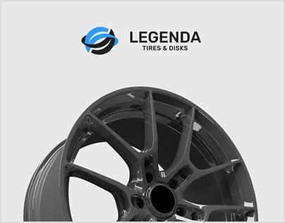 Legenda: Tires & Rims