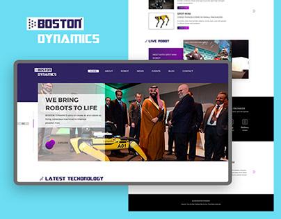 Robotics Website