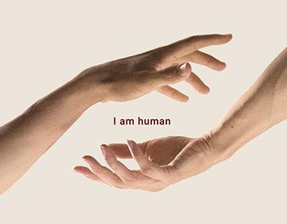 HUMAN. kinetic type