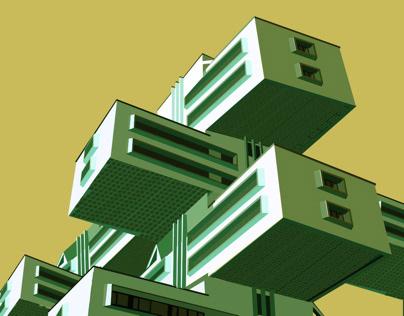 Neon Soviet (Tbilisi edition)