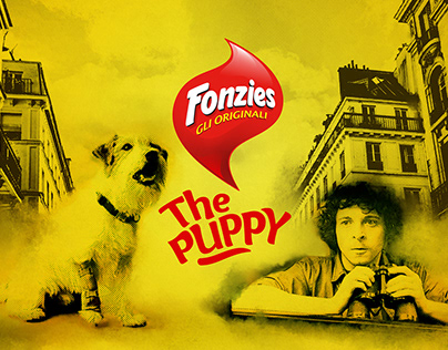 Fonzies | Puppy | Integrated campaign | 2018