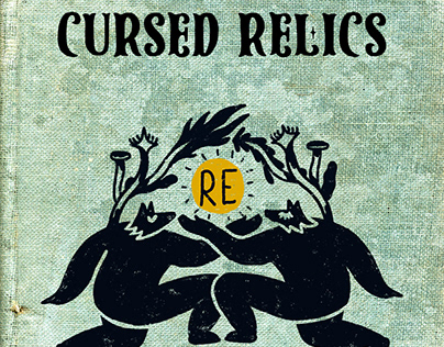 CURSED RELICS/ INKTOBER 2020