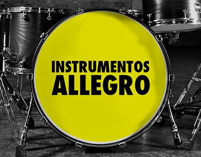 Redes Instrumentos Allegro Colombia (OCT 16 - JUL 17)