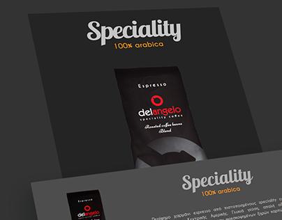 delangelo.gr — Website