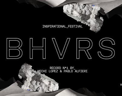 BHVRS - Inspirational Festival 2019