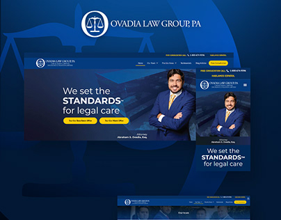 Ovadia Law Group   Website