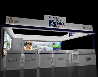 Korea Tourism Exhibition @ Iran
