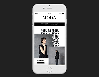 EMAIL DESIGN | FASHION