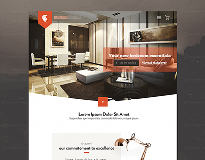 Online Architect Website Design
