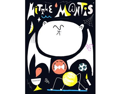Little Mantis | poster