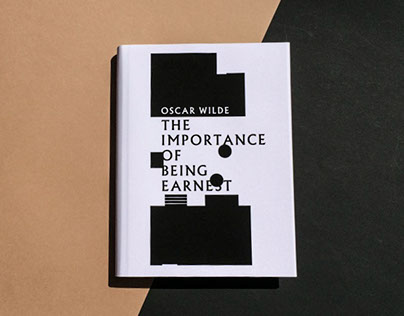 The Importance Of Being Earnest / Oscar Wilde