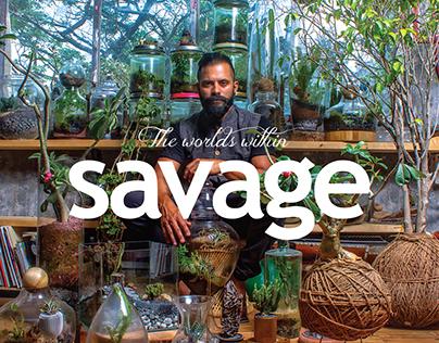 Savage - Terrariums by D'Sa