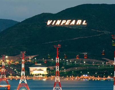 Vinpearl land - landing page proposal