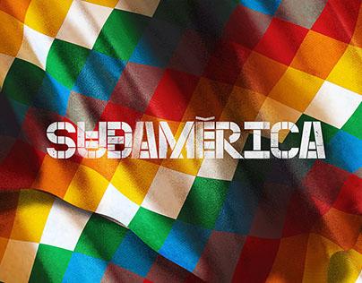 Sudamérica —Type